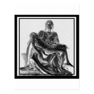 Pieta-Ton Postkarte
