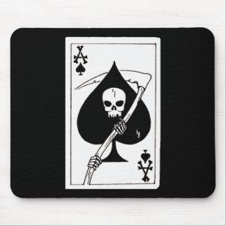 Pikass-Karte des Todes Mousepad
