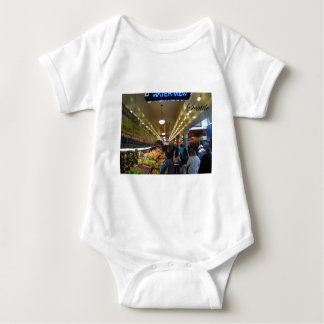 Pike-Platz-Markt Baby Strampler
