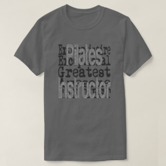 Pilates Lehrer Extraordinaire T-Shirt