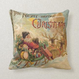"""Pillow """"die Nacht vor Weihnachten"""" Kissen"""