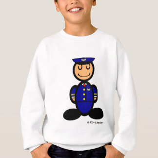 Pilot (einfach) sweatshirt