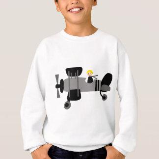PilotBlack3 Sweatshirt
