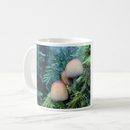 Pilze im pazifischen Nordwesten Tasse
