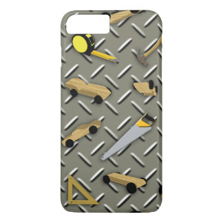 Pinecar Woodshop iPhone 8 Plus/7 Plus Hülle