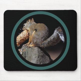 Pinecone Eichhörnchen - multi Rahmen Mauspads