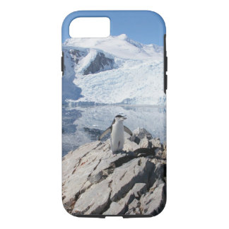 Pingouins de jugulaire en Antarctique Coque iPhone 7