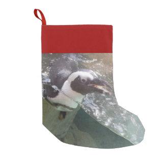 Pinguin Kleiner Weihnachtsstrumpf