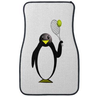 Pinguin-Tennis Automatte