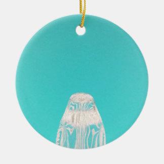 Pinguin-Verzierung Keramik Ornament