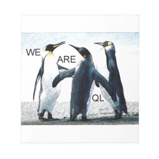 Pinguine Memo Notiz Pads