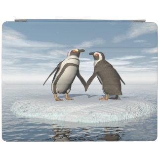 Pinguinpaare iPad Hülle