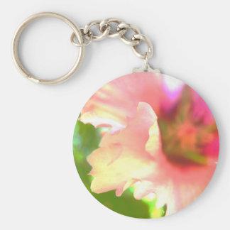 Pink Flower Porte-clé