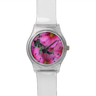 Pink Million Bell Uhr