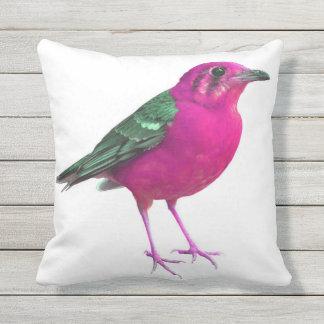 PinkBirdz Innen-/Wurfs-Kissen im Freien Kissen