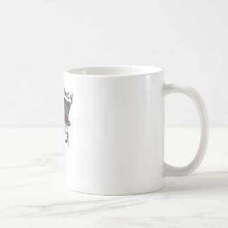 pinky heraus extravagantes kaffeetasse