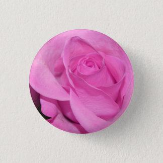 Pinky Rosen-Button Runder Button 2,5 Cm