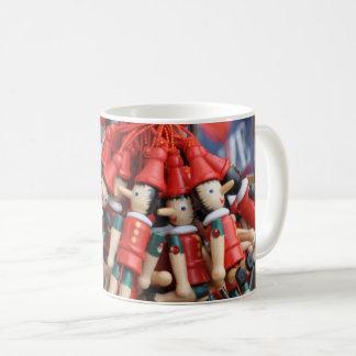 Pinocchio Kaffeetasse