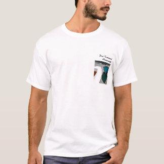 PintSkiff beugt T - Shirt