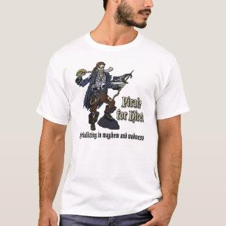 Pirat für Miete T-Shirt