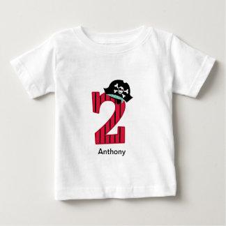 Pirat Nr. 2 Baby T-shirt