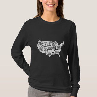 PIRAT USA 3 T-Shirt