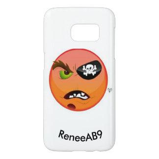 Pirate d'Emoji par ReneeAB9 Coque Samsung Galaxy S7
