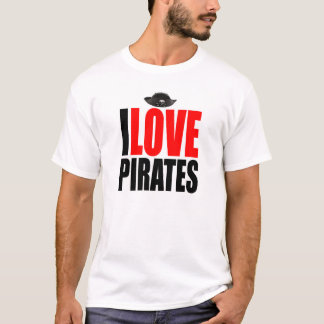 pirate_love T-Shirt