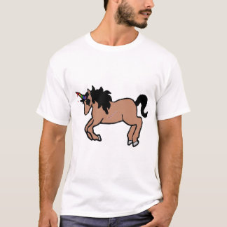 Piraten-Einhorn T-Shirt