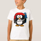 Piraten-Pinguin T-Shirt