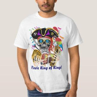 Piraten-Schmuggeltagesmänner alles Art-Licht T-Shirt