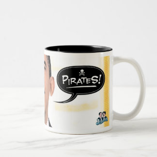 Piraten - Tasse