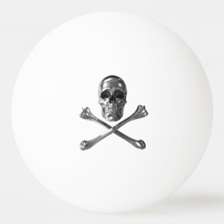 Piratenflagge-SchädelPing Pong Ball Ping-Pong Ball