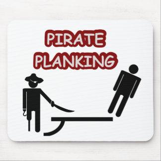 PiratPlanking Mauspads