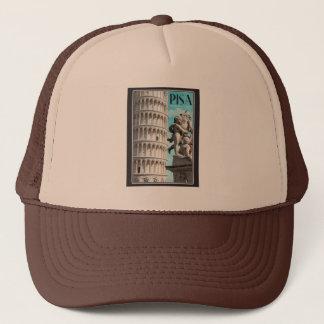 Pisa - der lehnende Turm Truckerkappe