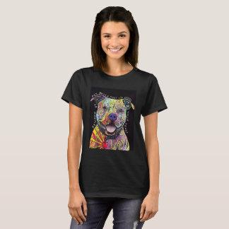 Pitbullen stehlen Ihr Herz T-Shirt