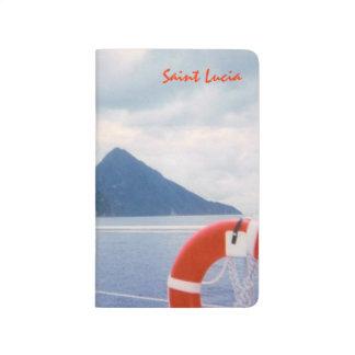 Pitons vom Meer Taschennotizbuch