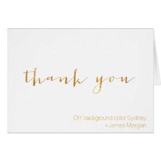 PixDezines Minze/Imitatgold/danken Ihnen Karten