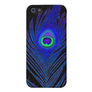 PixDezines psychedelischer Peacock/DIY Hintergrund Schutzhülle Fürs iPhone 5