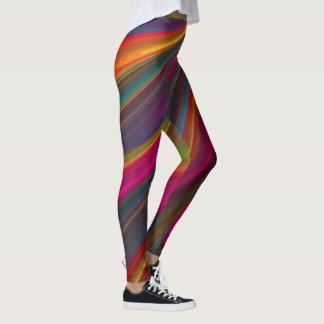 PixDezines Techno Tanz/Neonlichter Leggings