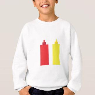 Pixel-Grillensoßen Sweatshirt