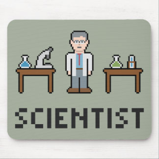 Pixel-Wissenschaftler Mauspads