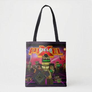 Pixelfield Spiel| Reptilians-Logo-Tasche Tasche