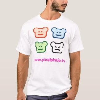 Pixelpinkie-Mischgefühle T-Shirt