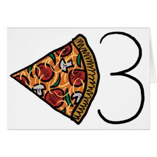 Pizza <3 karte