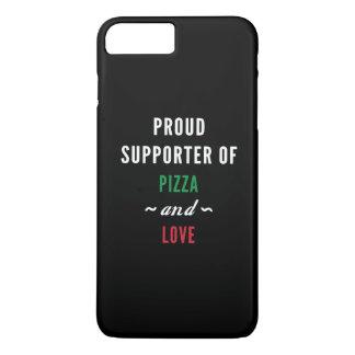 Pizza et amour coque iPhone 7 plus