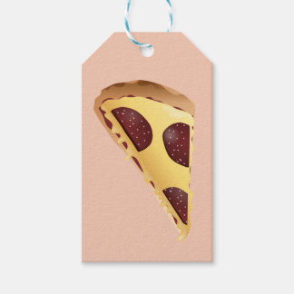 Pizza für die Leute Geschenkanhänger
