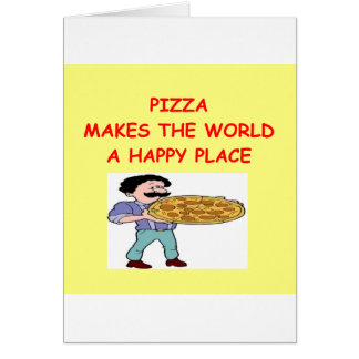 Pizza Karte