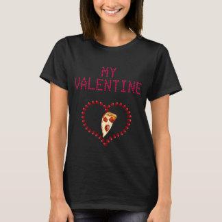 Pizza-Liebhaber-Shirt T-Shirt