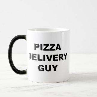 Pizza-Lieferungs-Typ Verwandlungstasse